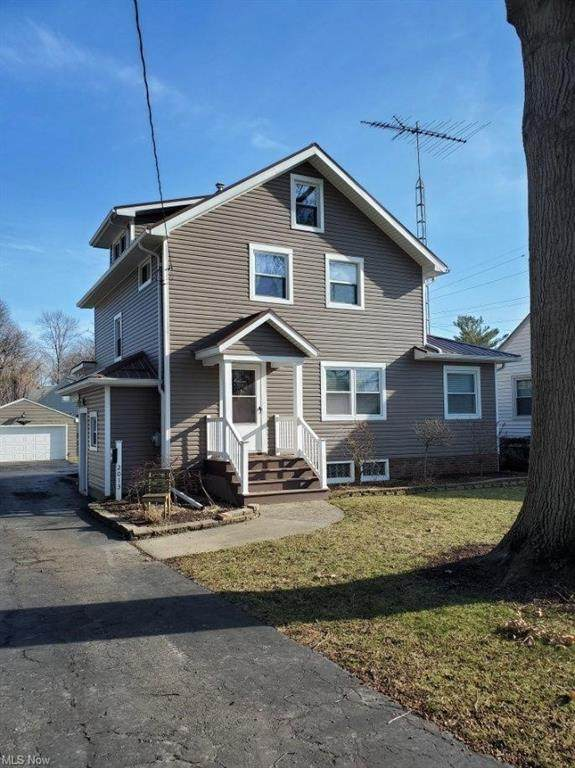 2013 Cleveland Road, Wooster, OH 44691 (MLS #4254503) :: Krch Realty