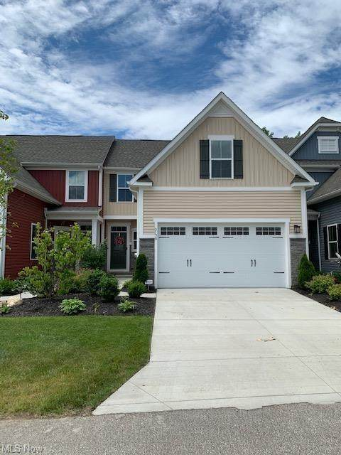 3158 Old Mill Drive, Cuyahoga Falls, OH 44223 (MLS #4255107) :: The Holden Agency