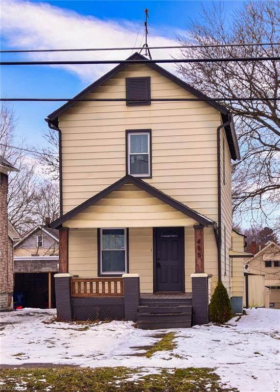 485 5th Street, Struthers, OH 44471 (MLS #4255127) :: Keller Williams Chervenic Realty