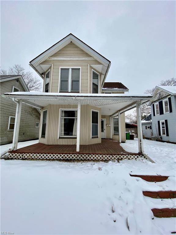 327 N 2nd Street, Coshocton, OH 43812 (MLS #4255236) :: The Art of Real Estate