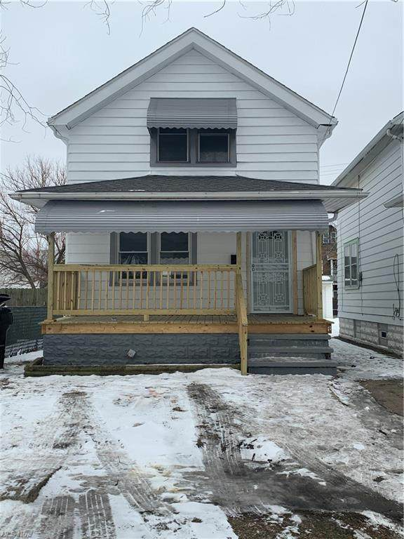 2219 W 106th Street, Cleveland, OH 44102 (MLS #4255858) :: The Holden Agency