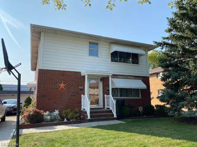 6612 Beverly, Parma Heights, OH 44130 (MLS #4256064) :: Keller Williams Legacy Group Realty