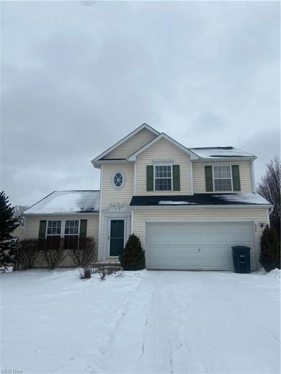 656 Sparrow Way, Wadsworth, OH 44281 (MLS #4256161) :: The Holden Agency