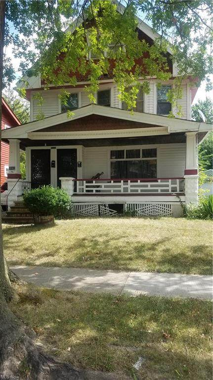 3587 E 108th Street, Cleveland, OH 44105 (MLS #4256584) :: The Kaszyca Team