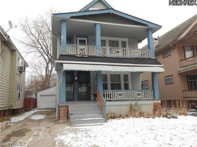 1135 E 143, Cleveland, OH 44110 (MLS #4256585) :: RE/MAX Edge Realty
