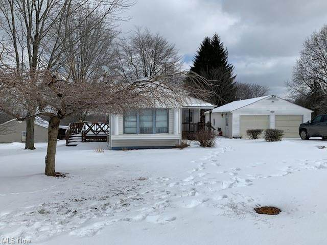 1107 Bedford Road, Masury, OH 44438 (MLS #4256752) :: Keller Williams Legacy Group Realty