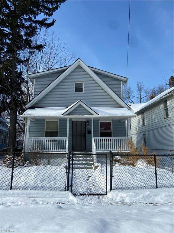 840 E 147th Street, Cleveland, OH 44110 (MLS #4257254) :: Keller Williams Legacy Group Realty