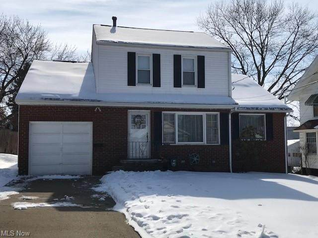 1428 9th Street NW, Canton, OH 44703 (MLS #4257431) :: Krch Realty