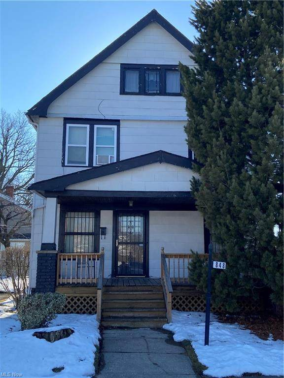 848 Alhambra Road, Cleveland, OH 44110 (MLS #4257538) :: Select Properties Realty