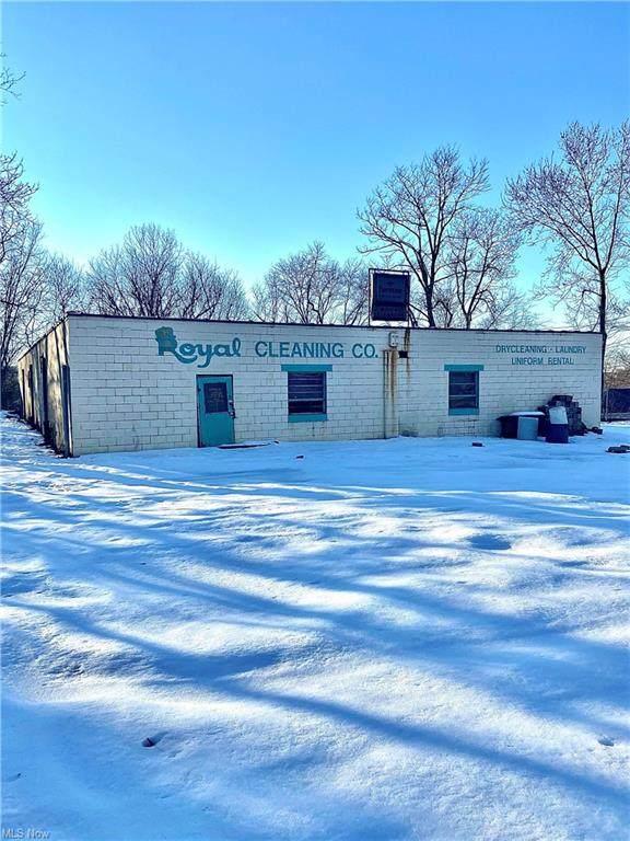 820 Prospect Avenue, Zanesville, OH 43701 (MLS #4257841) :: The Holden Agency