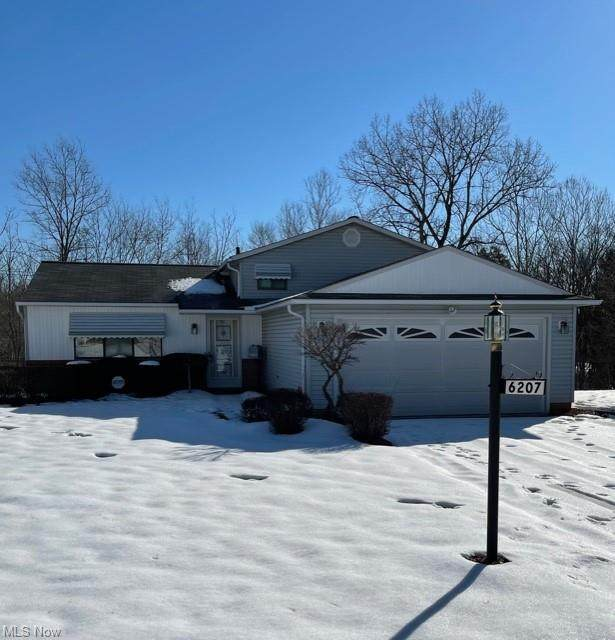 6207 Sunset Drive, Bedford Heights, OH 44146 (MLS #4258034) :: The Art of Real Estate