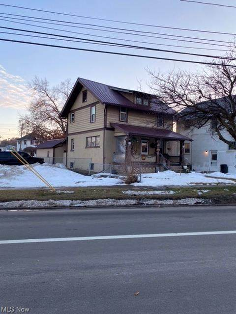 535 E Main Street, Ashland, OH 44805 (MLS #4258252) :: The Holden Agency