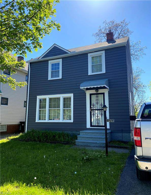 3726 E 144th Street, Cleveland, OH 44120 (MLS #4258302) :: Select Properties Realty