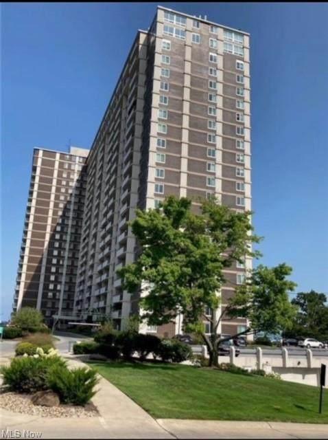 12900 Lake #1518, Lakewood, OH 44028 (MLS #4258576) :: The Art of Real Estate