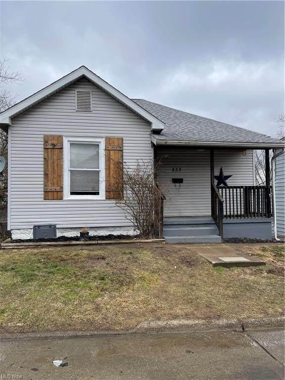 833 Race Street, Zanesville, OH 43701 (MLS #4258672) :: The Holden Agency