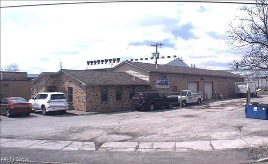 1256 Main Street, Niles, OH 44446 (MLS #4259063) :: The Holden Agency