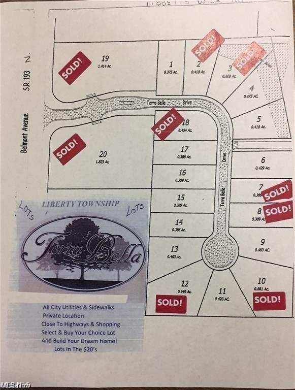 Terra Bella Lot 15 Drive, Liberty, OH 44505 (MLS #4259099) :: The Crockett Team, Howard Hanna