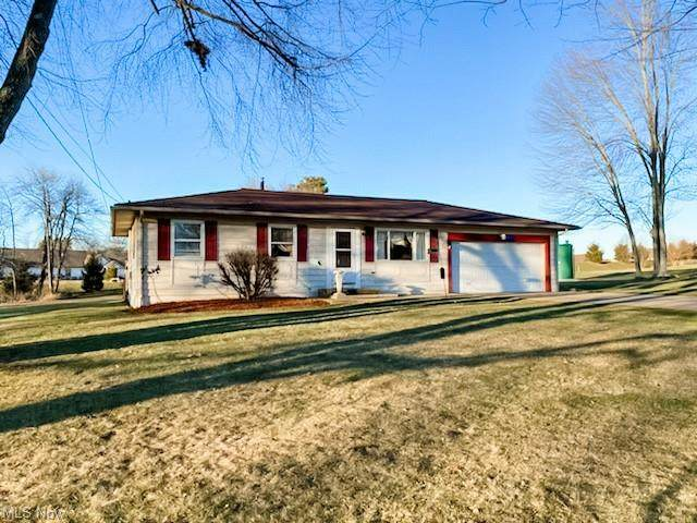 6937 Nancy Jo Street NW, North Canton, OH 44720 (MLS #4259432) :: The Holden Agency