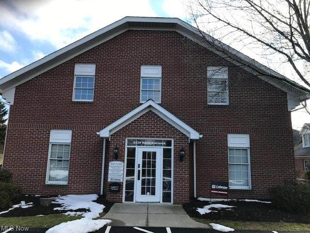 4429 Fulton Drive NW #6, Canton, OH 44718 (MLS #4259555) :: The Holden Agency