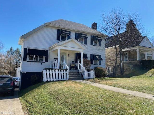 804 Woodlawn Road, Steubenville, OH 43952 (MLS #4259596) :: Keller Williams Legacy Group Realty