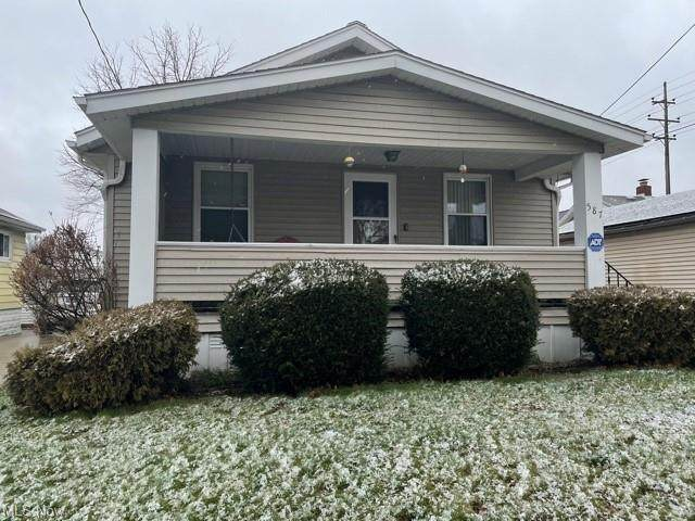 587 Clifford Avenue, Akron, OH 44301 (MLS #4259621) :: Keller Williams Legacy Group Realty