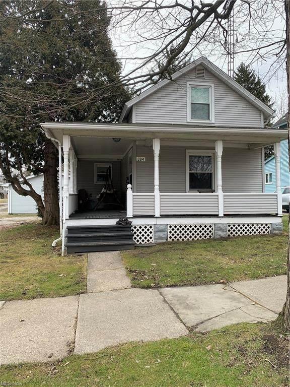 384 S Main Street, Columbiana, OH 44408 (MLS #4259646) :: Tammy Grogan and Associates at Cutler Real Estate