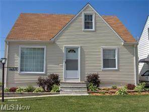 14315 Reddington Avenue, Maple Heights, OH 44137 (MLS #4259934) :: RE/MAX Trends Realty
