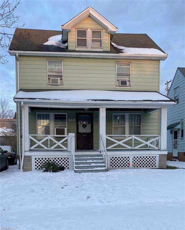 4905 E 85th Street, Garfield Heights, OH 44125 (MLS #4260135) :: The Art of Real Estate