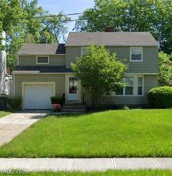 3899 Princeton Boulevard, South Euclid, OH 44121 (MLS #4260157) :: Select Properties Realty