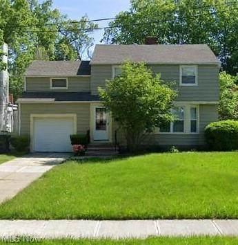 3899 Princeton Boulevard, South Euclid, OH 44121 (MLS #4260157) :: Keller Williams Chervenic Realty