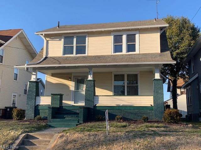 3219 2nd Street NW, Canton, OH 44708 (MLS #4260257) :: The Holden Agency