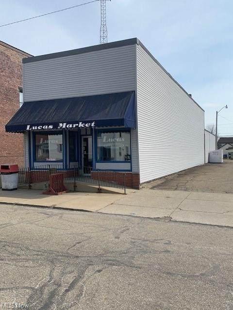 118 E Main Street, Beach City, OH 44608 (MLS #4260982) :: The Holden Agency
