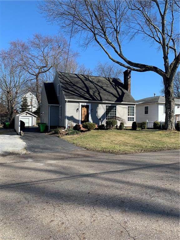 731 N Way Street, Barberton, OH 44203 (MLS #4261048) :: RE/MAX Trends Realty