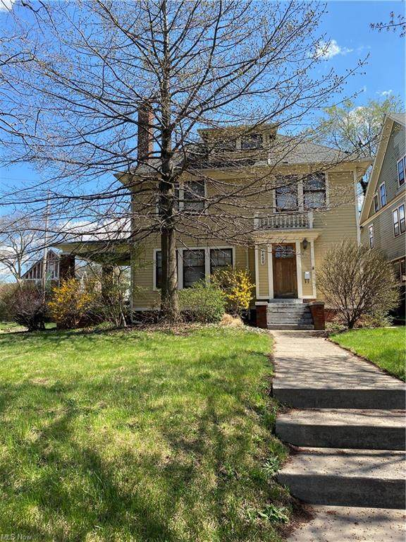 10510 Ashbury Avenue, Cleveland, OH 44106 (MLS #4261435) :: The Holden Agency