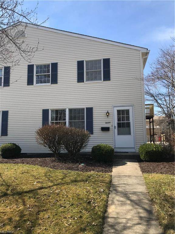 2835 Lexington Avenue NW, Warren, OH 44485 (MLS #4262513) :: The Holly Ritchie Team
