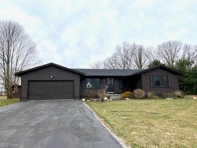3018 W Cinnamon Drive, West Salem, OH 44287 (MLS #4262668) :: Keller Williams Chervenic Realty