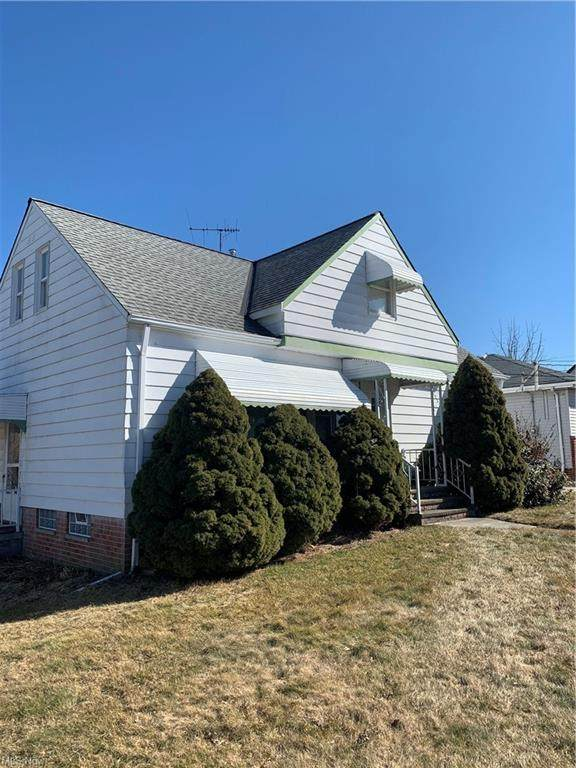 4983 E 93rd Street, Garfield Heights, OH 44125 (MLS #4262711) :: The Art of Real Estate