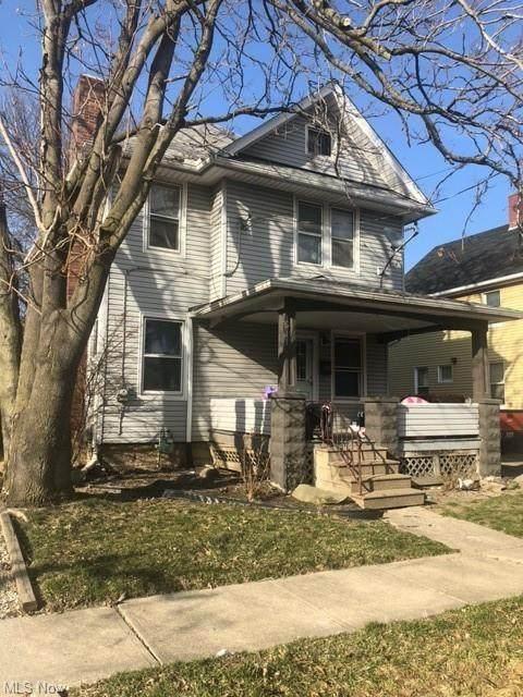 511 Dewey Avenue, Elyria, OH 44035 (MLS #4262900) :: The Holden Agency