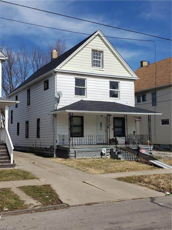 3602 Woodbridge Avenue, Cleveland, OH 44109 (MLS #4262947) :: The Holden Agency