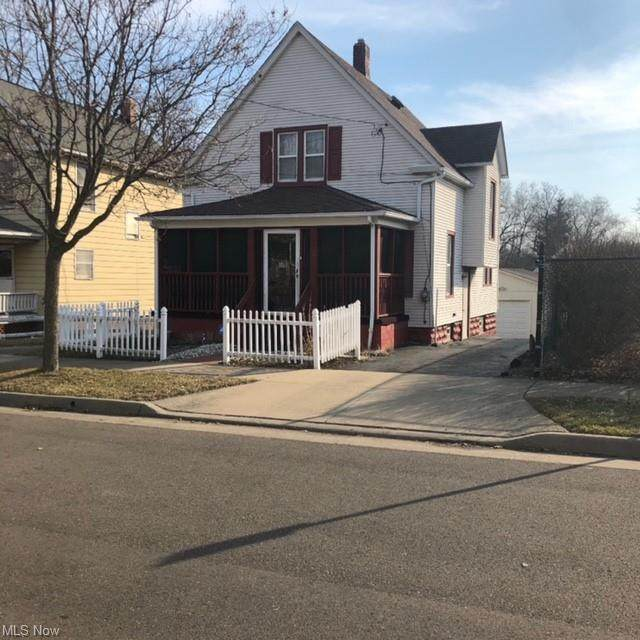 1015 Leroy Avenue, Akron, OH 44307 (MLS #4263311) :: Keller Williams Legacy Group Realty