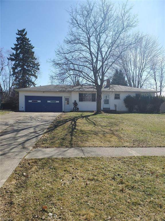 20469 Westwood Park Boulevard, Strongsville, OH 44149 (MLS #4263375) :: The Art of Real Estate