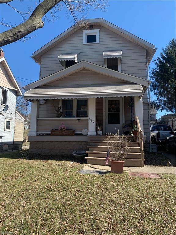 629 Patterson Avenue, Akron, OH 44310 (MLS #4263665) :: The Holden Agency