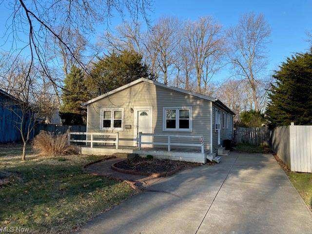 705 Taylor Avenue, Huron, OH 44839 (MLS #4264136) :: The Kaszyca Team