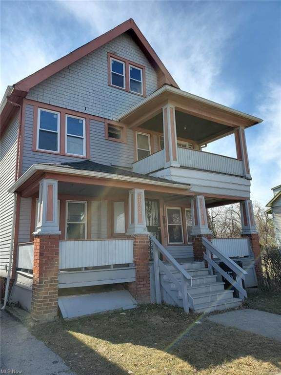 14004 Shaw Avenue, East Cleveland, OH 44112 (MLS #4264206) :: Keller Williams Chervenic Realty