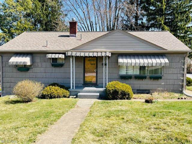 3128 Johnson Road, Steubenville, OH 43952 (MLS #4264742) :: The Art of Real Estate