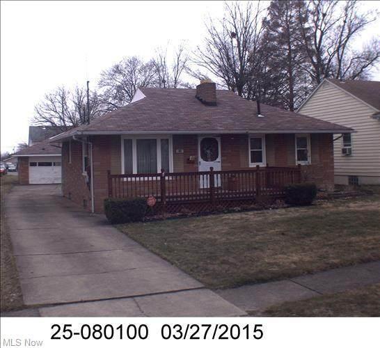 616 Peffer, Niles, OH 44446 (MLS #4265690) :: Keller Williams Legacy Group Realty