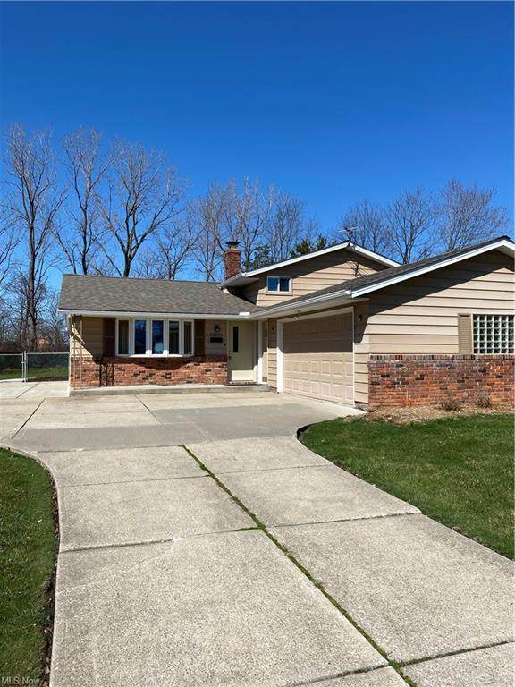 13811 Rosalie Drive, Garfield Heights, OH 44125 (MLS #4266360) :: RE/MAX Trends Realty