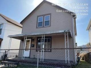 1644 Globe Street, East Liverpool, OH 43920 (MLS #4266498) :: Keller Williams Legacy Group Realty