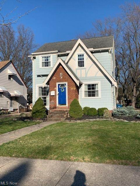 4237 W 219th Street, Fairview Park, OH 44126 (MLS #4266500) :: Keller Williams Legacy Group Realty