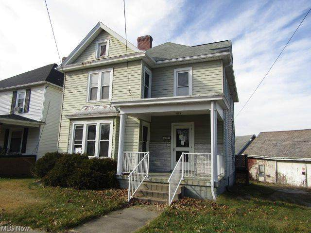 415 Park Ave, Cadiz, OH 43907 (MLS #4266593) :: TG Real Estate